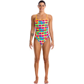Funkita One Piece Swimsuit Women Hot Lips
